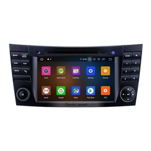 7 inch for 2001-2008 Mercedes Benz G-Class W463 Android 9.0 GPS Navi Radio Bluetooth HD Touchscreen AUX WIFI Carplay support 1080P car DVR on Sale