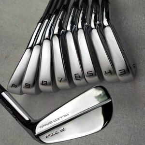 Fast DHL New Mens Golf Clubs Milled Grind P7 T W Golf Irons 10 Kinds Shaft Available Real Photos Contact Seller