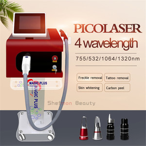 Manufacturer Products ND yag Pico Laser for Black Doll Tattoo Removal Pore Remover Face Lift Pigment Removal Machine