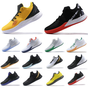 Mens KII 2 flytrap basketball shoes original sneakers designer Zoom Core Live II Kay Yow EP 2019 Create Boston-themed Low Oxford Sports Shoe