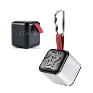 Wholesale TWS portable outdoor mini Wireless Bluetooth Spaker for bicycle aluminium alloy good sound wireless bluetooth speaker with hook