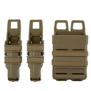 Lightweight Molle Webbing Vest Holster Magazine Bag Rifle Pistol Mag Pouch Set Durable And Stable For Hunting Game