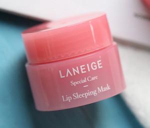 Dropshipping free Laneige Special Care Lip Sleeping Mask Lip Balm Lipstick Moisturizing Anti-Aging Anti-Wrinkle Lip Care Cosmetic 3g