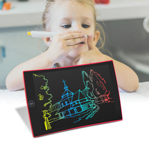 Wholesale 9 inch Rainbow Color Font Rechargeable Tablet Children Educated Toys Educational Toys LCD Writing Board