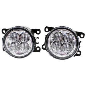 Wholesale Front Bumper LED Fog Lights High Brightness DRL Driving fog lamps 1set For Suzuki Grand Vitara 2 JT 2005-2015