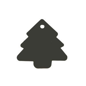 Wholesale favor tags labels resale online - 50Pcs Christmas Tree Shape Kraft Paper Hang Tags Gift Price Tag Cards Favor Label For Wedding Christmas Party Supplies No R