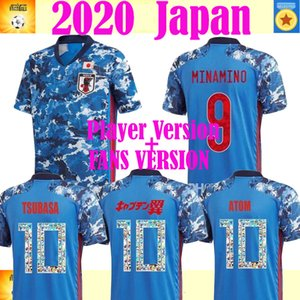 Wholesale Player Version fans version Japan home Soccer Jersey HONDA soccer Shirt KAGAWA OKAZAKI Men kids kit football uniforms