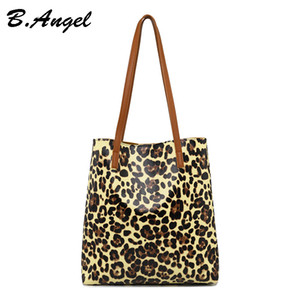 Wholesale Women s Vintage Leopard Print Shoulder Handbag Messenger Shopping Bags Girl s School Bags Mummy Bag Mobile Coin Purse