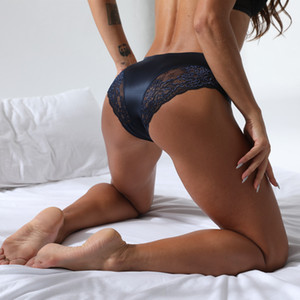 Sexy Underwear Hollow lace Panties brief women underwears Seamless Middle Waist Breathable panty Underpants womens drop ship