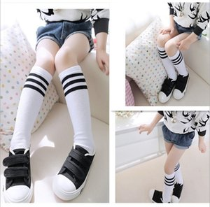 Wholesale Girls Sexy Striped Stockings For Halloween Thigh High Stocking Over the Knee Japanese Student Long Socks Anime Cartoon Cosplay