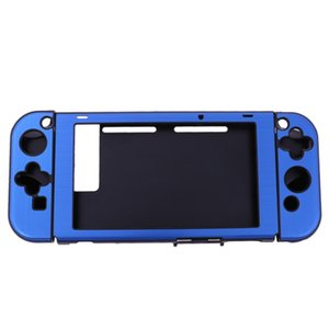 Wholesale Hot Sale colors Aluminum Hard Protective Case Shell for Nintendo Switch NS Console and Joystick