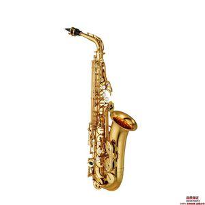 High quality golden Alto saxophone YAS-82Z Japan Brand Alto saxophone E-Flat music instrument professional level Free shipping