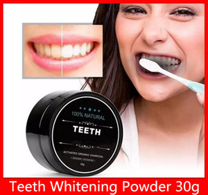 2019 Teeth Whitening Powder Nature Bamboo Activated Charcoal Smile Powder Decontamination Tooth Yellow Stain Bamboo Toothpaste Oral Care