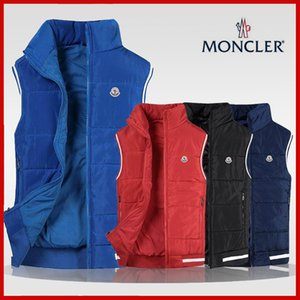 Wholesale Christmas winter Men Down jacket Vest men and women Couple Shoulder thick the n0rthface men's coat hugobosssss man coat size S-XXXL