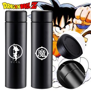 Wholesale Dragon Ball Z Sun Goku DBZ Stainless Steel Thermos Cup Originality Portable Water Bottle