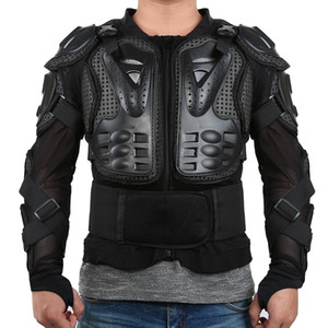 Wholesale Men Full Body Armor Motorcycle Jacket Motorcross Racing Chest Gear Protective Shoulder Hand Joint S XXXL Motorcycle Gloves M XL