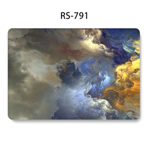Wholesale RS X t Oil painting Case for Apple Macbook Air Pro Retina inch Touch Bar Laptop Cover Shel2