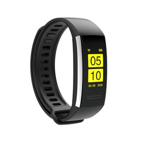 Wholesale HI15 Fitness Bracelet Blood Pressure Outdoor Heart Rate Monitor Life Waterproof HI Smart Wristbands PK Mi Band