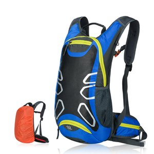 ingrosso borsa a tracolla ultraleggera-Bicycle Bag Spalla Zaino Ultralight Sport Riding MTB Hydration Zaino L Bici Bici Bicicletta Zaino in bicicletta senza sacchetto d acqua