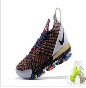 2019 Rainbow CNY THRU LMTD 15 Starting Oreo 15s FRESH BRED the XVI 16 james Multicolor Basketball Shoes LeBRon 16s Wolf Grey Sport A437