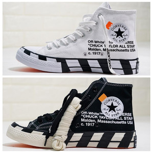 Wholesale 2019 chuck Hi White Black s Mens One chuck s Casual Canvas Shoes For Skate Designer Womens Sneakers Trainers Chaussures