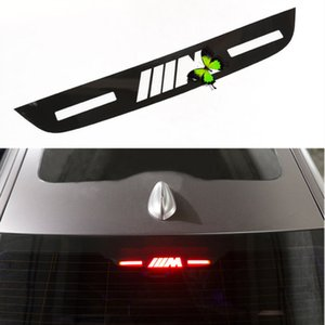 Wholesale Brake Light Sticker High Mount Stop Lamp Stickers For BMW M Logo E46 E90 E91 E92 E93 F30 F31 F35 F80 F10 F01 F02 F03 F04 Series