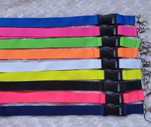 Wholesale Hot Very beautiful multicolor nick Lanyard for MP3 cell phone key chain DS lite