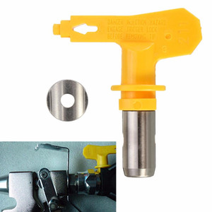 Wholesale Yellow series Airless spray Tip sprayer nozzles For Airless Spray Paint Sprayer
