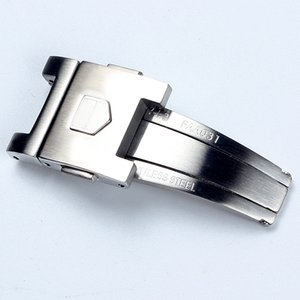 Wholesale Hot Sale Stainless Steel Band Clasp For TAG Stainless Steel Watchbands CARRERA Accessories Watchband Metal Strap Clasp