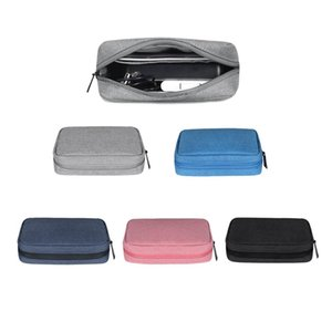 Wholesale Multifunctional Portable Size Nylon Wire Digital Data Cable Storage Bag Durable Use Outdoor Travel USB Earphone Organizer