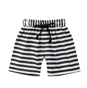 Hot Summer Toddler Kids Baby Boys Striped Shorts Beach Pants Lace-Up Sport Bottoms Summer Beachwear Swimwear on Sale