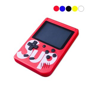 Wholesale Sup game box Retro Portable Mini Handheld Game Console Inch Kids Game Player With mAh Battery TV Out