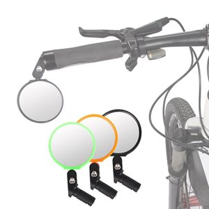 Wholesale Flexible Bike Rearview Mirror Mountain Road Adjustable Cycling Rear Clear View Mirror For Bicycle Accessories Back Mirrors