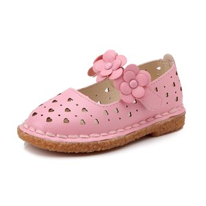 Wholesale toddler red bottom shoes for sale - Group buy Red Pink White Baby girls toddler shoes Children Flower Girl Princess Shoes Non slip soft bottom Kids T