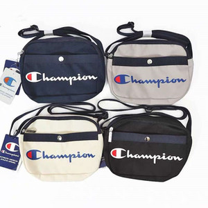 Unisex Brand Champion Mini Shoulder Bag Fanny Pack Luxury Designer Handbags Purses Crossbody Belt Waist Bags Travel Duffle Tote Pouch C82009