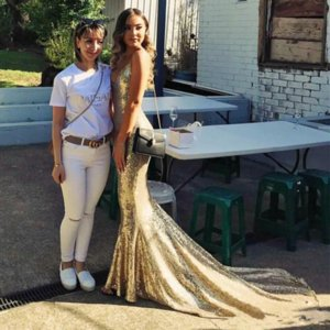 Wholesale V Neck Bling Bling Mermaid Sequins Prom Dresses Slim Sleeveless Custom Vestidos De Special Occasion Party Gowns Events Wear