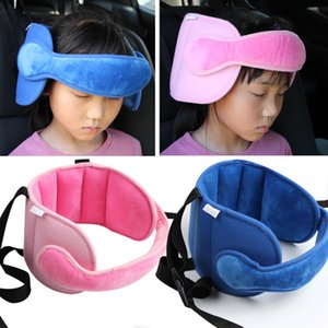 Wholesale Dropship Baby Kids Adjustable Car Seat Head Support Head Fixed Sleeping Pillow Neck Protection Safety Playpen Headrest L