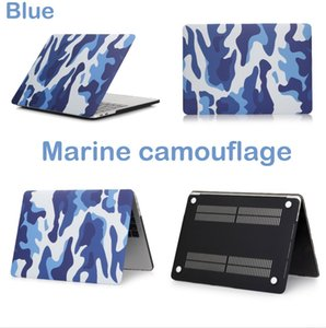 Painting Hard Case Cover Starry Sky Marble Camouflage Pattern Laptop Cover for MacBook Pro 13'' A1708 without touch bar Laptop Case