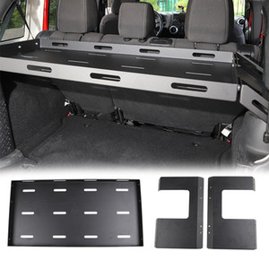 Wholesale Car Trunk Luggage Rack Tail Door Rack For Jeep Wrangler JL JK Factory Outlet High Quatlity Auto Internal Accessories