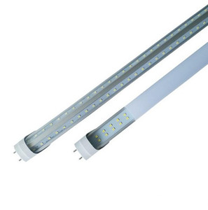 Wholesale 3000K K K G13 T8 LED Tube Lights ft ft ft ft V Shape Double Row LED Tubes Cooler Door Freezer LED Lighting LLFA