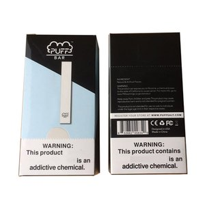 Wholesale disposable vape pop resale online - New All colors Puff Bar disposable Empty Stick Ecig puffs bar ml Cartridge Puffs disposable bidi pop posh plus vape pen