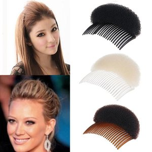 Wholesale New Women Lady Fashion Hair Styling Clip Comb Bun Maker Braid Tool New Fashion Clothing Shoes Accessories