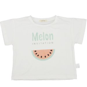 Kids Watermelon Print T Shirt Summer O Neck Children T-shirt Boys Girls Short Sleeve Tshirt Baby Clothing Tops Tees KKA6948