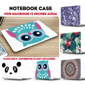 Wholesale Laptop Tablet Notebook Shell Keyboard Cover Bag Pad Sleeve for macbook inches A1534 X206X20 Colour Printing Shell