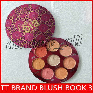 marques célèbres limitées achat en gros de-news_sitemap_homeMaquillage célèbre marque BIG Blush BOOK palette de fard à paupières bazar bazar couleurs Blushes Highlighter Limited Edition Cosmetic