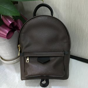 Wholesale 41562 Designer Backpack Leather Handbags for Girls School Bag Women Designer Shoulder Bags Purse cm