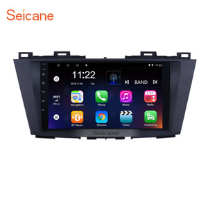 Wholesale Android inch GPS Navi Car autoradio for Mazda with Bluetooth USB support DVR TV Video Steering Wheel control