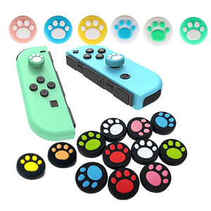 Silicone Analog Joystick Grips for Nintend Switch JoyCon Controller Thumb Sticks Cap Skin for Switch Lite Cover Accessories
