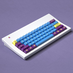 1 KIT Maxkey Double Shot 2600 Colour Matching Key Cap SA Height Ball Cap Customization Mechanical Keyboard