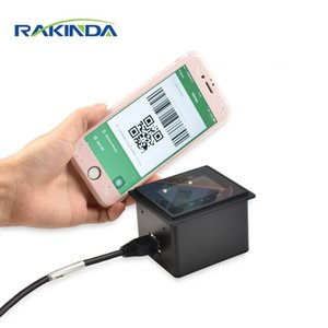 Wholesale Rakinda hot sell RD4500L fixed mount barcode scanner module long distant reading for packing high definition